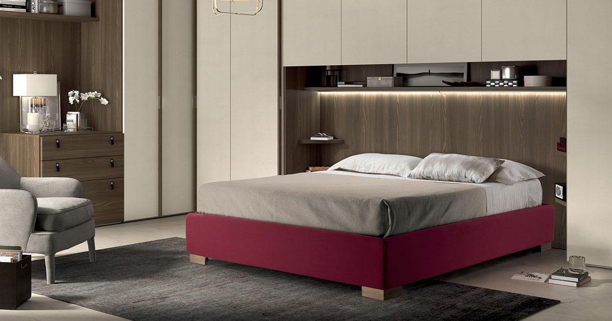 Pensarecasa il bello di arredare arredare zona notte - Crea la tua camera da letto ...