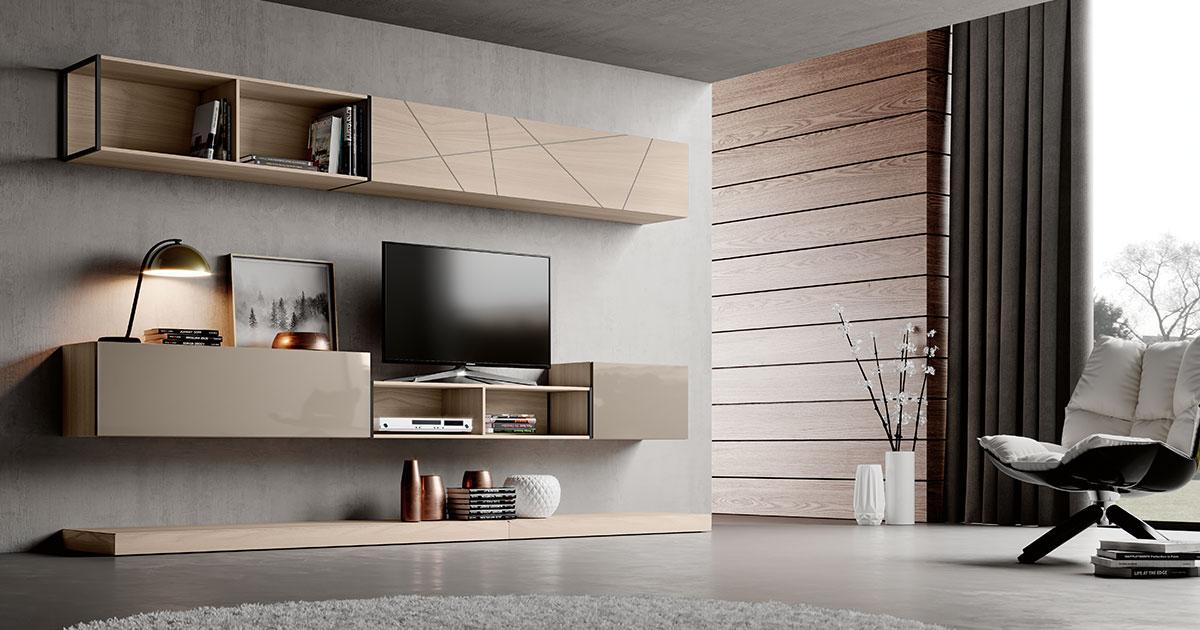 Soggiorni moderni pensarecasa il bello di arredare for Salotti mobili moderni