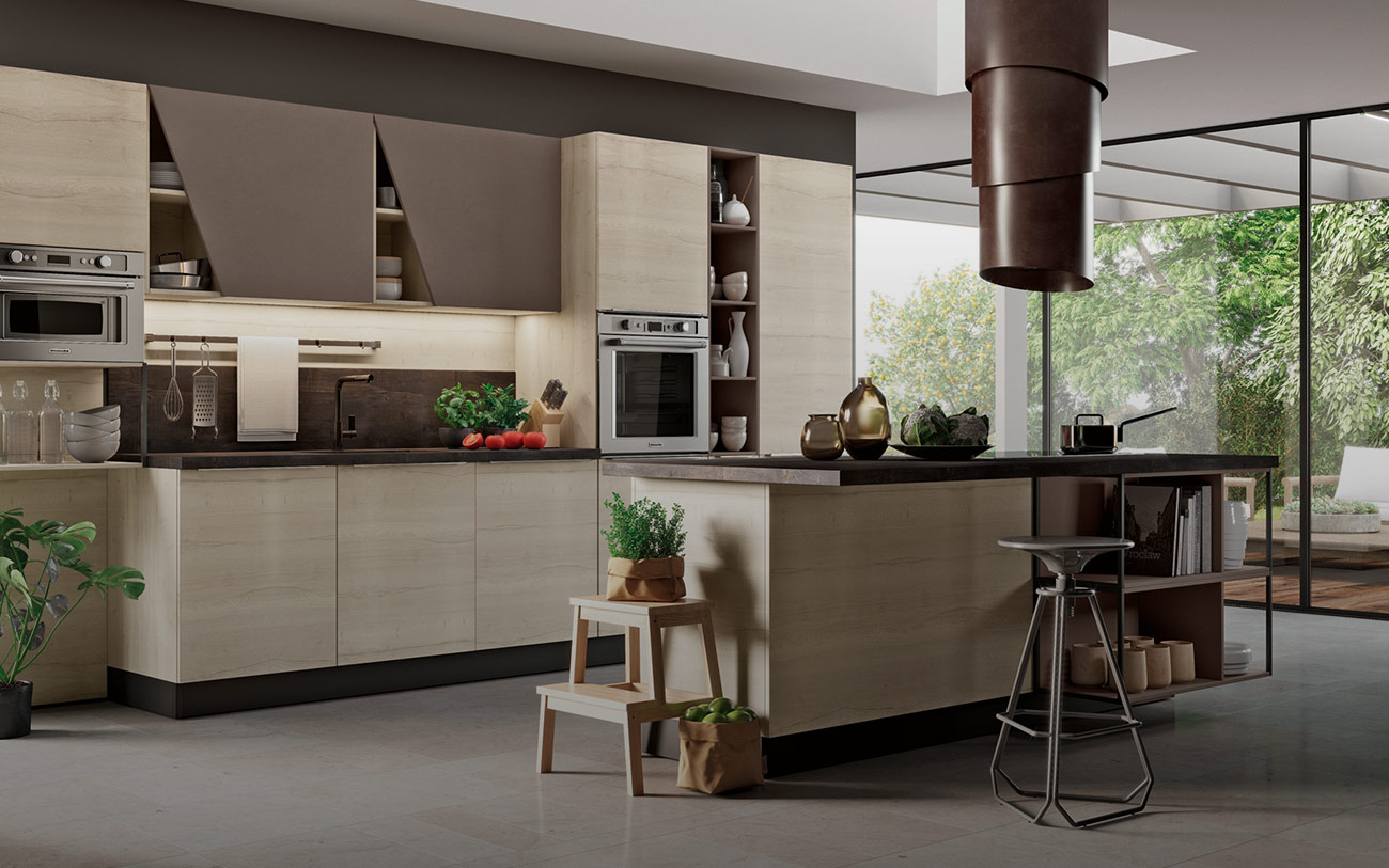 Best cucine a isola pictures - Cucine isola moderne ...