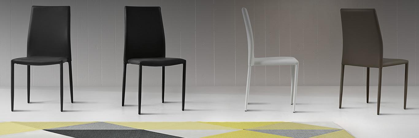 Pensarecasa il bello di arredare sedie for Sedie importanti