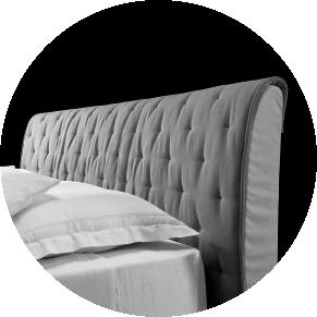 arredamento casa - camera da letto particolare Testiera letto