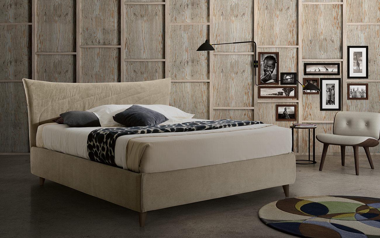 Pensarecasa il bello di arredare letti singoli e matrimoniali - Camera di letto usato ...
