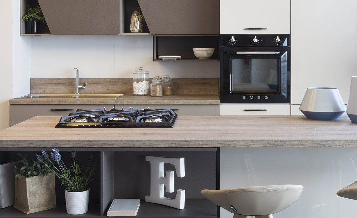 Top per cucine: la guida completa ai materiali - Pensarecasa