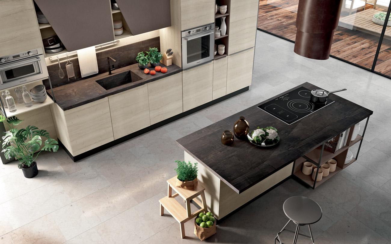 Camera Ospiti Per Vano Cucina : Quanto spazio serve per vivere comodi in casa grazia