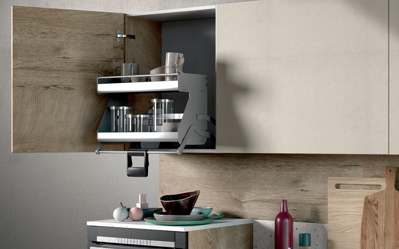 Camera Ospiti Per Vano Cucina : Cucina isola o cucina penisola? alla ricerca della soluzione ideale.