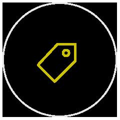 Richiesta appuntamento - icona biglietto