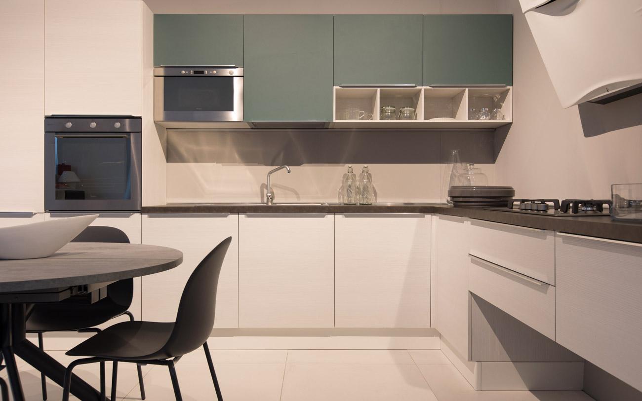 come arredare casa - cucina angolare