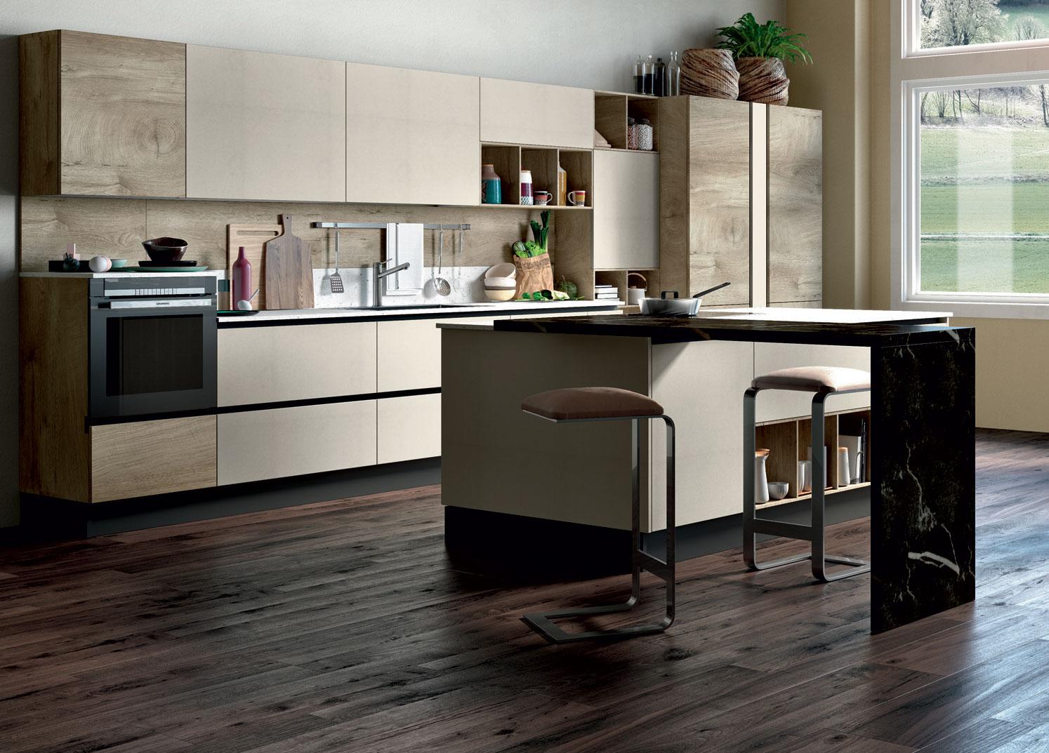 Cucine moderne: le tre finiture di tendenza nel 2018 - Pensarecasa