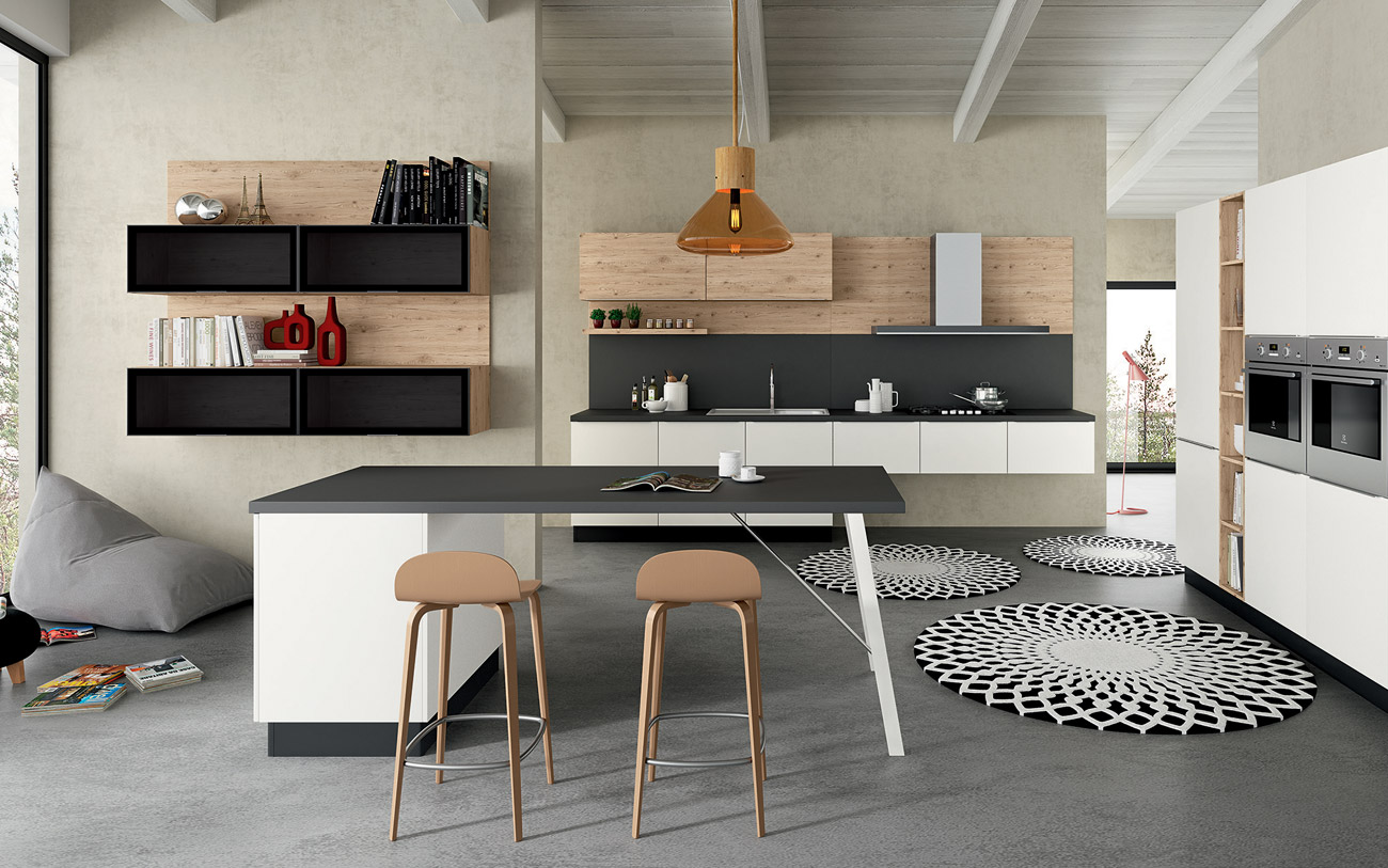 Cucine Moderne Le Tre Finiture Di Tendenza Nel 2018 Pensarecasa