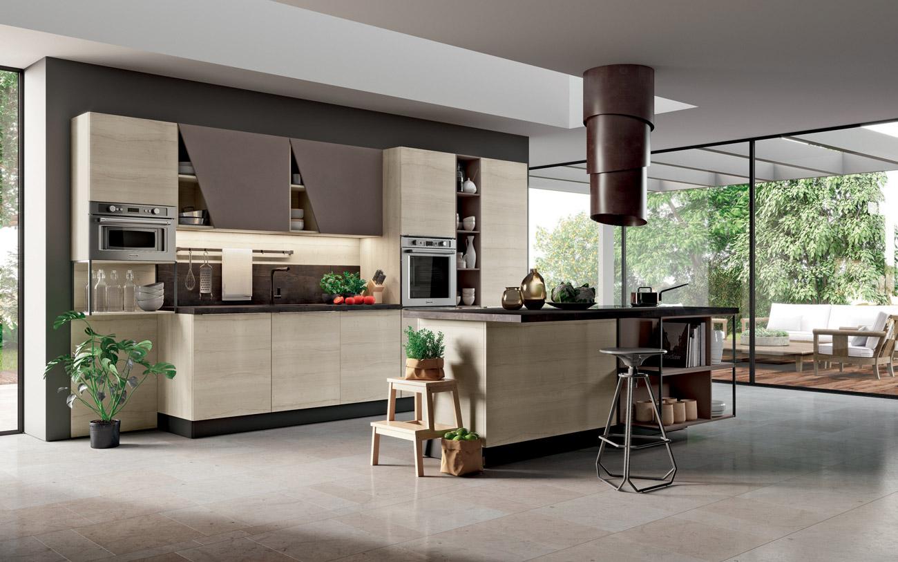 Cucine moderne: le tre finiture di tendenza nel 2018 ...