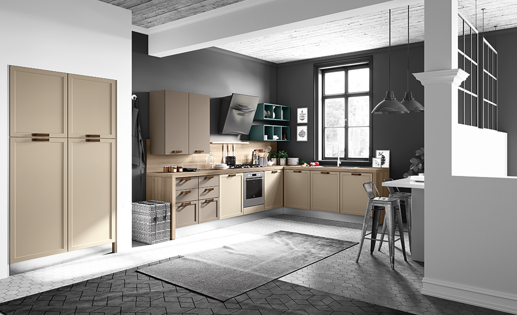 Cucine moderne magazine pensarecasa il bello di arredare - Comporre cucina ...