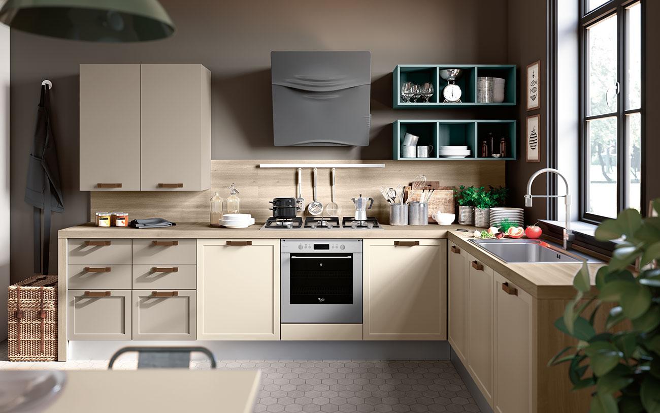 Cucine Componibili Con Angolo cucina angolare: consigli per la progettazione perfetta