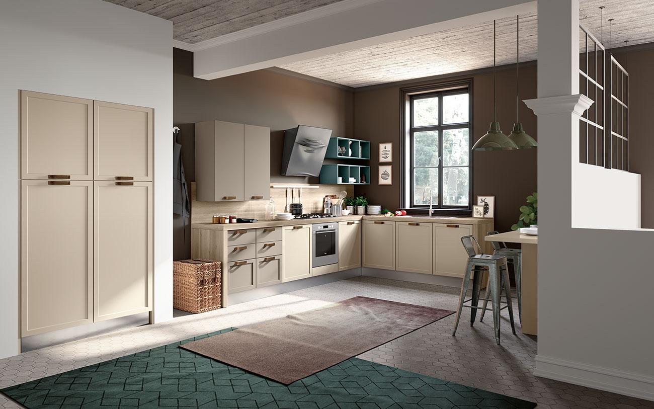 Cucina Moderna Con Piano Cottura Ad Angolo.Cucina Angolare Consigli Per La Progettazione Perfetta