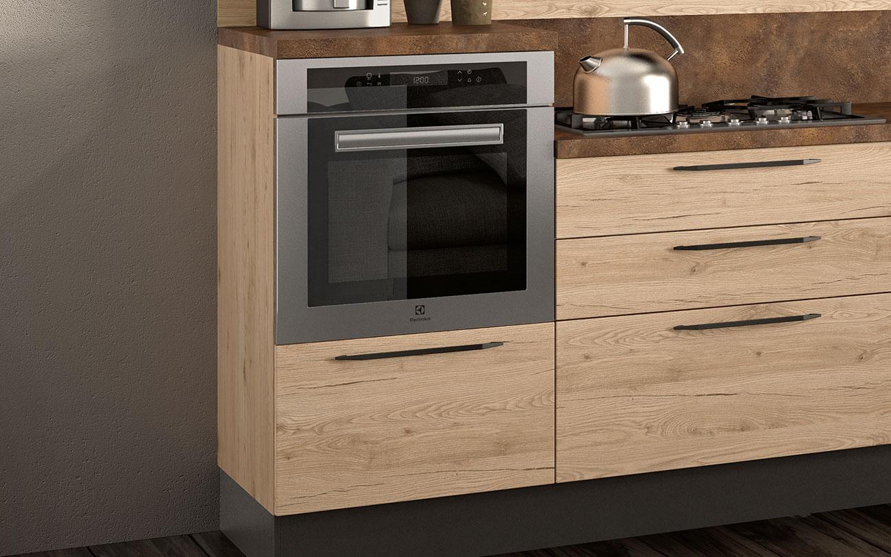 Arredare Cucina moderna con forno base