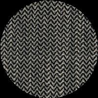 Rivestimento tessuto Spinato nero