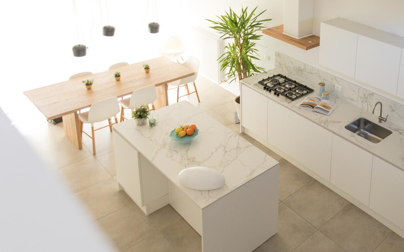 Top cucina: consigli e guida completa ai materiali 2019 - Pensarecasa