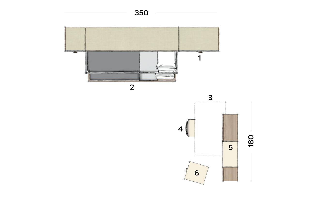 Planimetria cameretta VCJ005