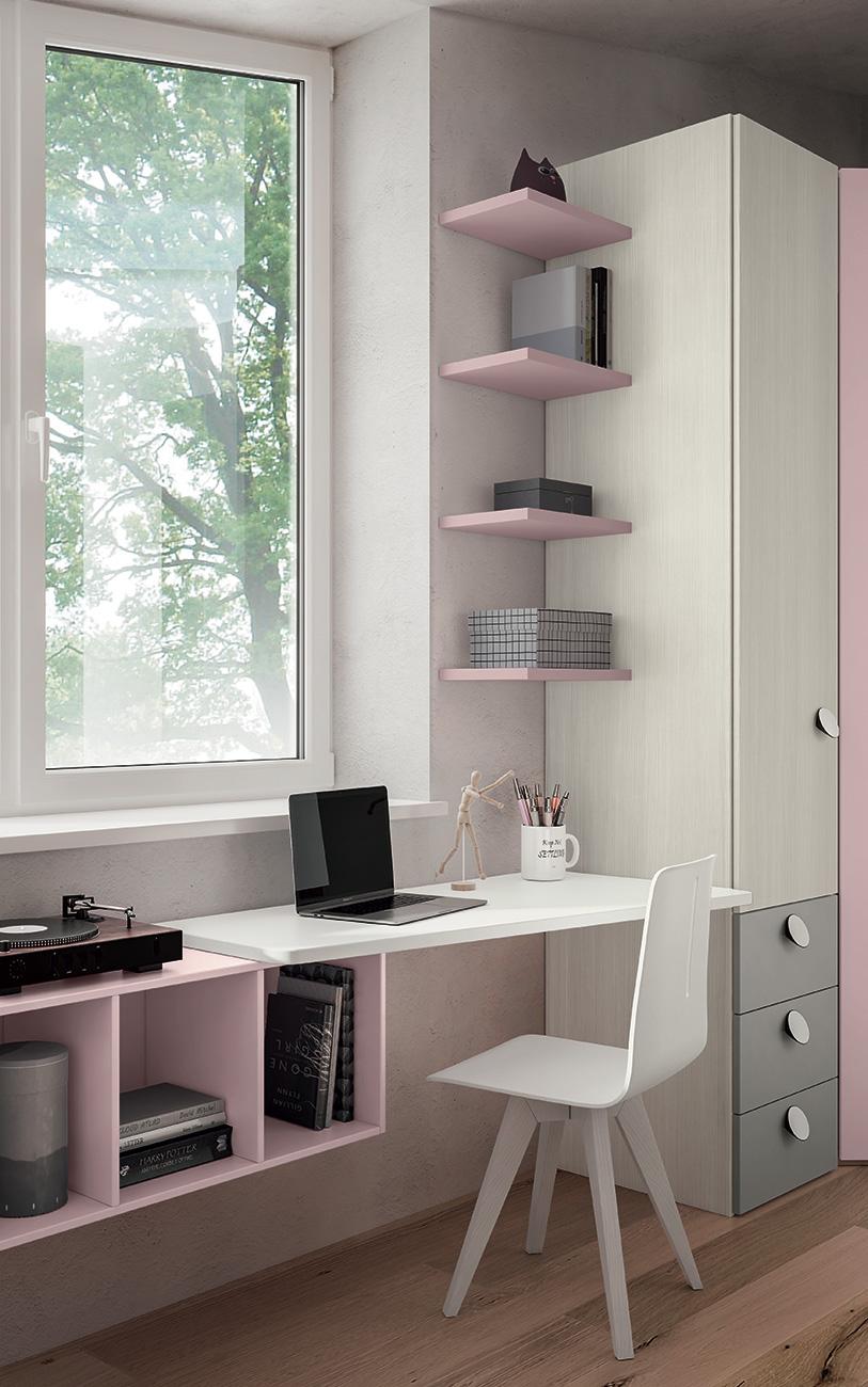 Cameretta_VCJ008 particolare scrivania