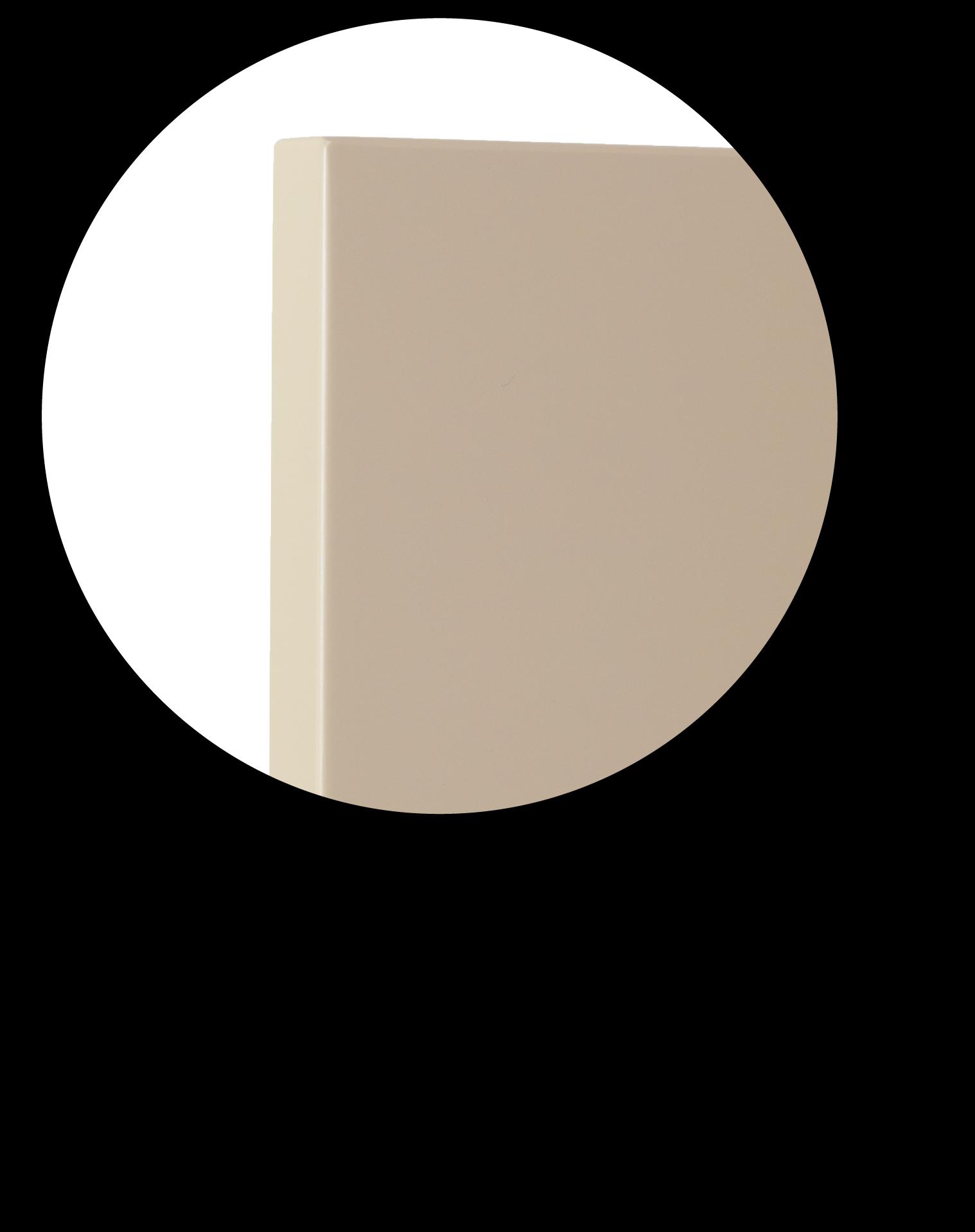 Anta liscia laccata opaco