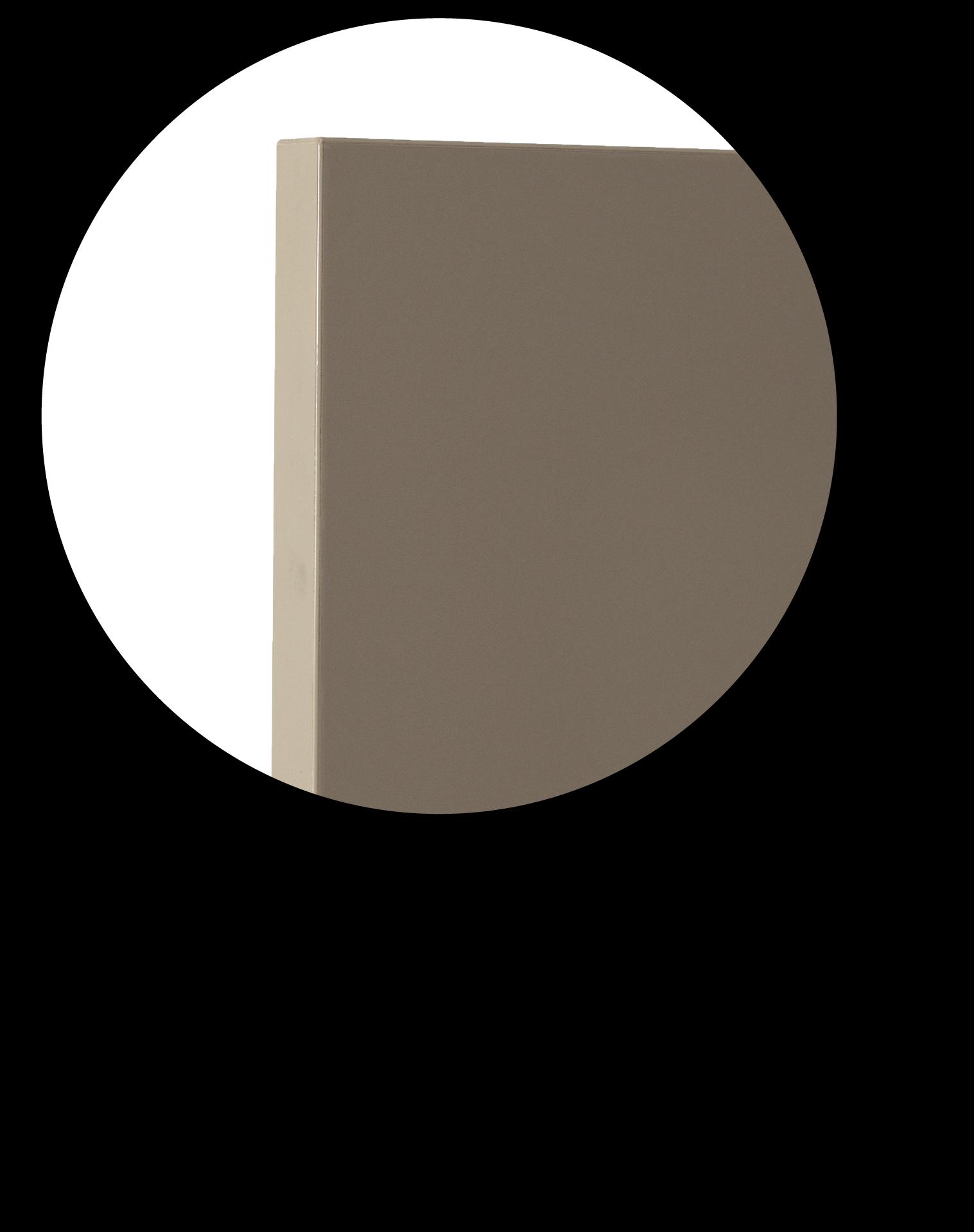 Anta laccata lucido spessore 18mm