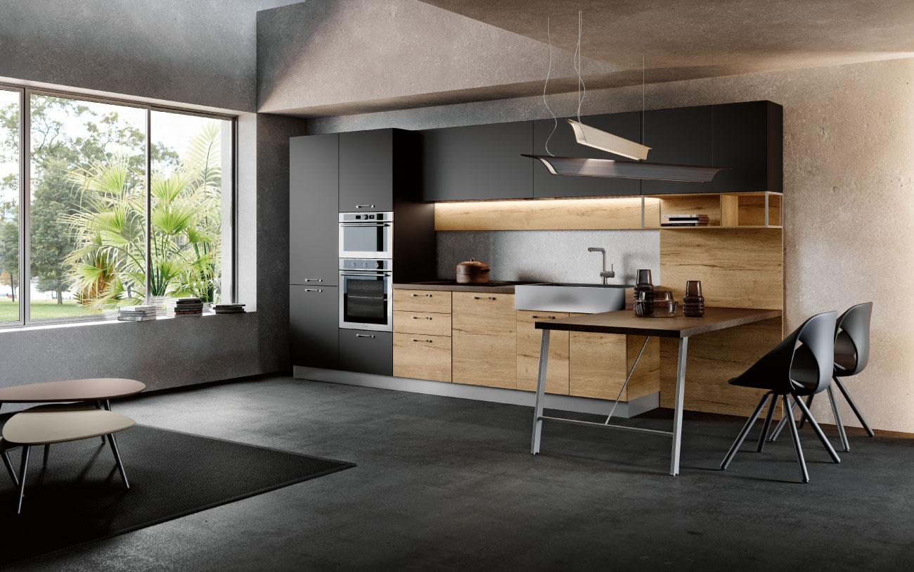 DM0667 immagine cucina lineare