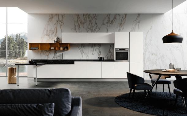 Catalogo Di Cucine Moderne.Collezione Cucine Moderne Pensarecasa Il Bello Di Arredare