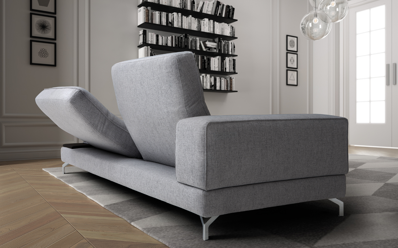 JOHNSON divani in tessuto 3 posti maxi particolare2