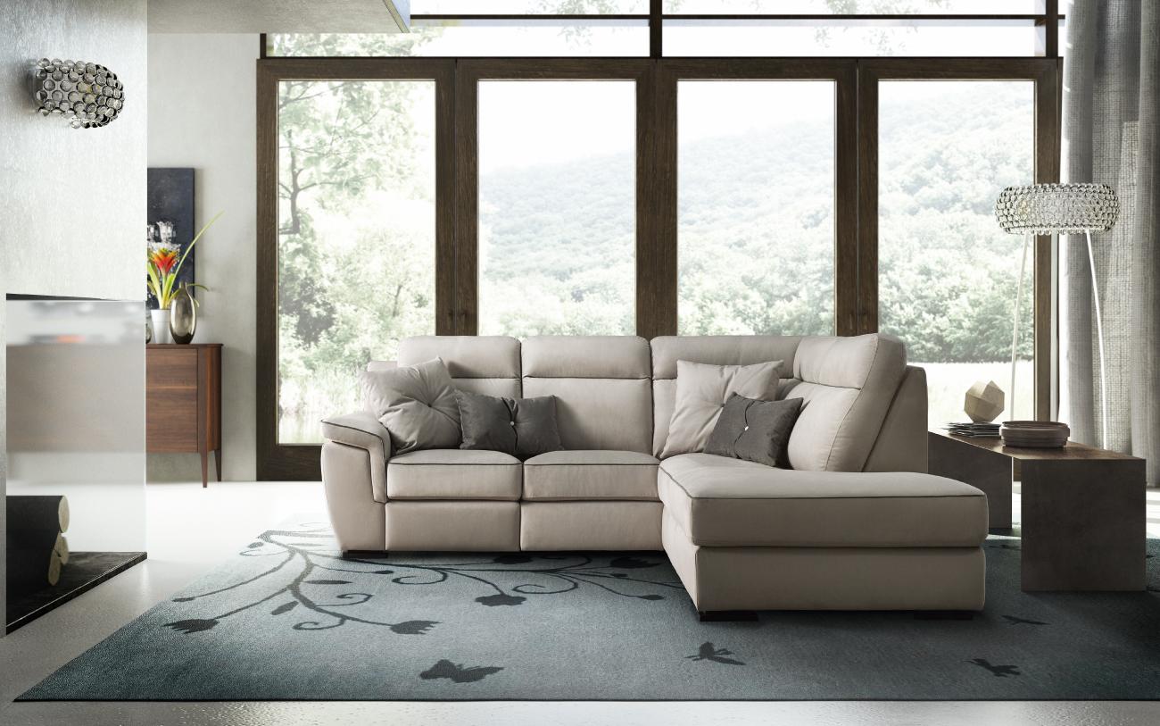 ORION divano in tessuto