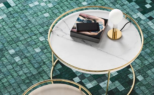 Atollo Tavolino da salotto Calligaris
