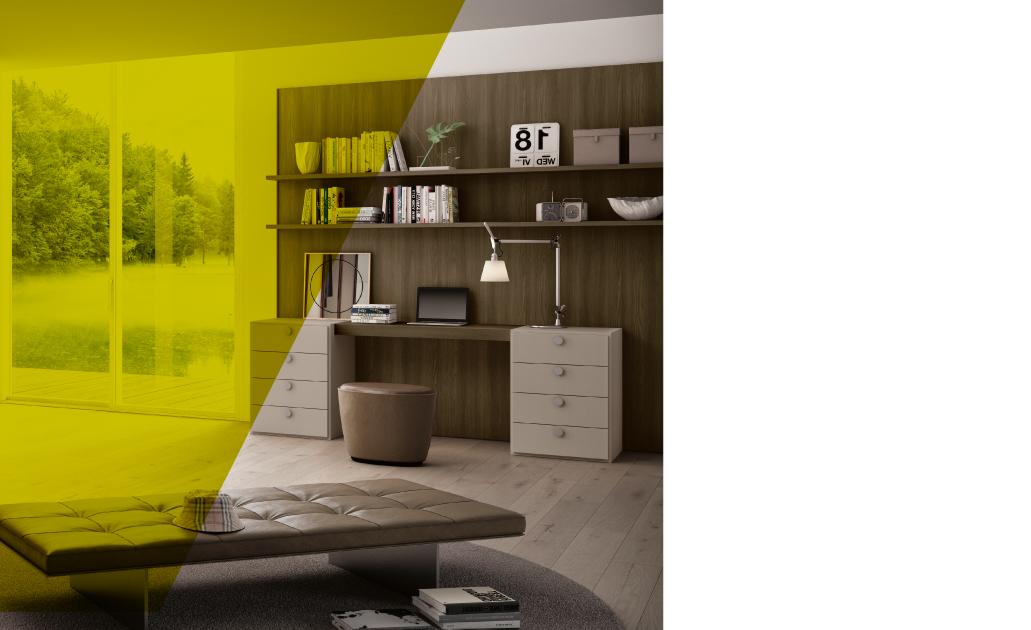 Ufficio in casa - smart working - articolo magazine