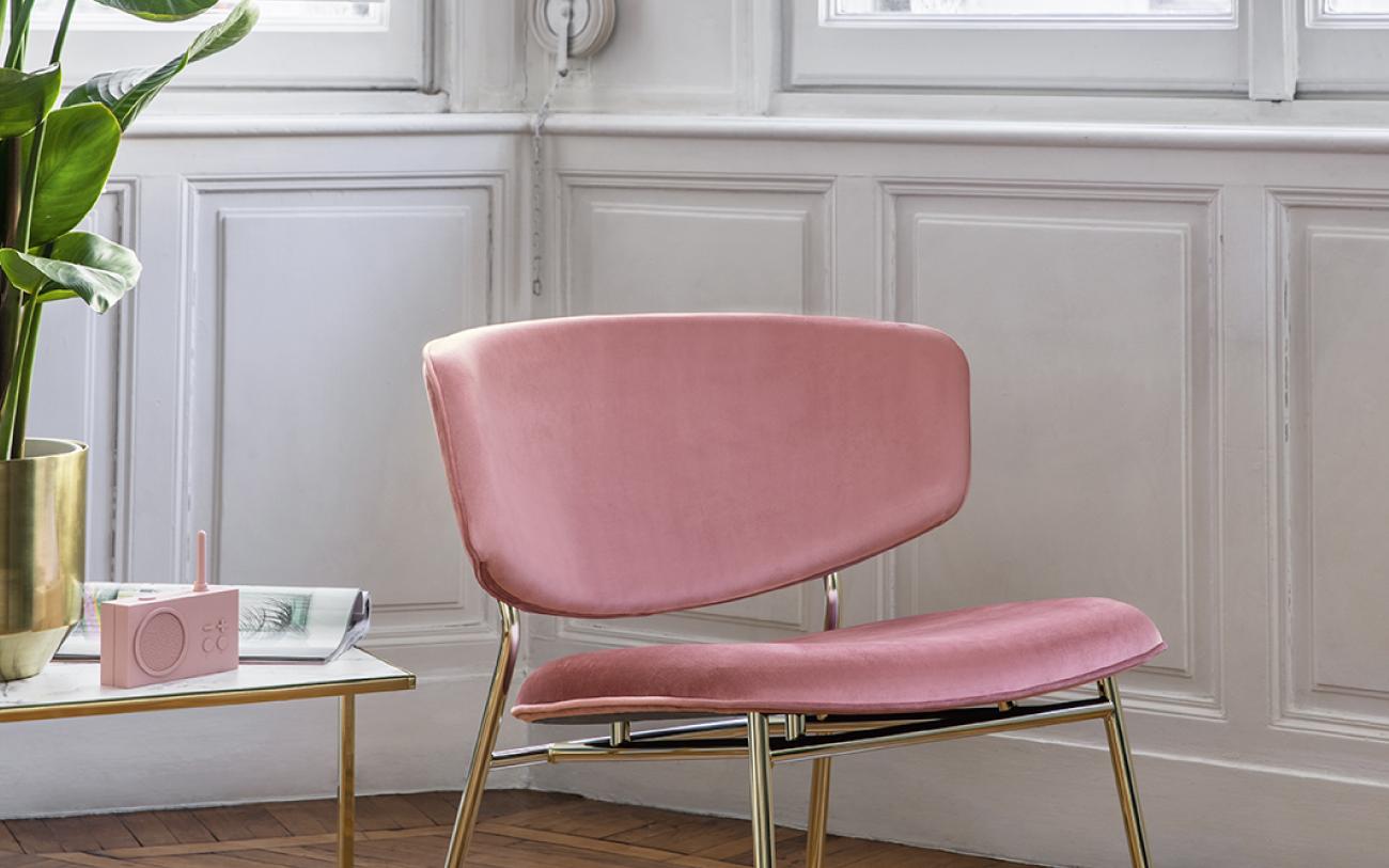 Fifties sedia lounge Calligaris catalogo Pensarecasa