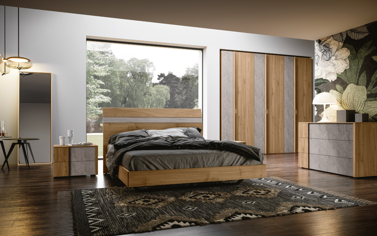 Camera da letto matrimoniale - Pensarecasa