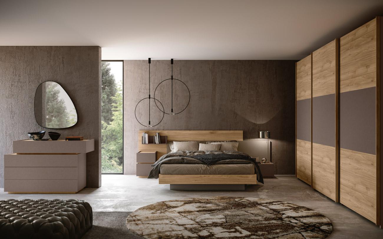 Camera da letto Pensarecasa - immagine