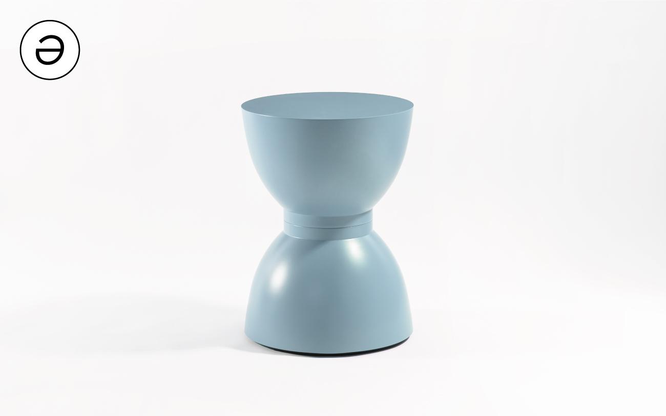 Tavolino basso MONOLITH ONE - collezione Pigmentə Pensarecasa