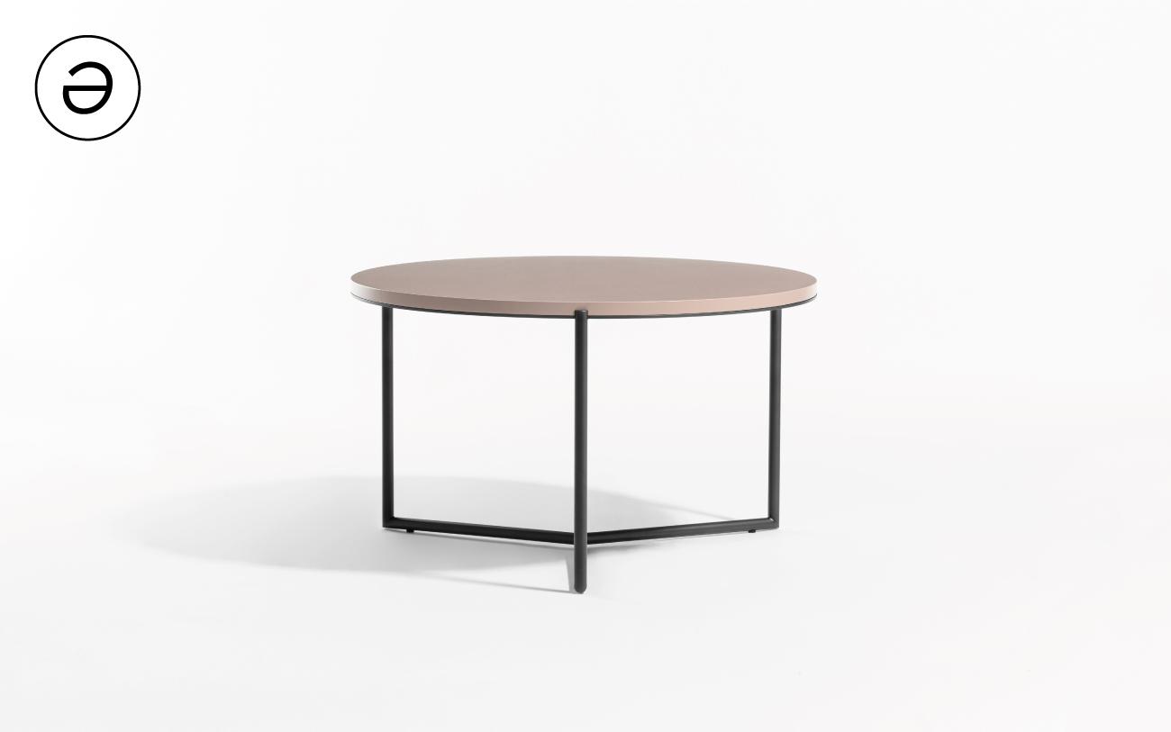 Tavolino basso Splice L - collezione Pigmentə Pensarecasa