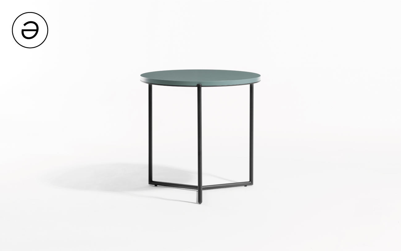 Tavolino basso Splice S - collezione Pigmentə Pensarecasa